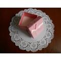 Коробочка для бижутерии, цвет кораллово-розовый, BBS8990