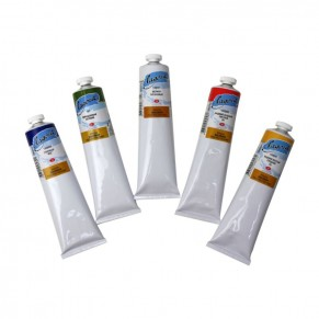 Краска масляная Ладога, 120 мл, Невская палитра