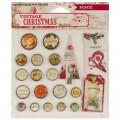 Брадсы Vintage Christmas, My Mind's Eye, МС1014
