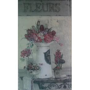 Салфетка для декупажа Fleurs
