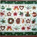 Салфетка для декупажа Рождественская сказка, SD111
