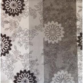 Салфетка для декупажа Черно-белый орнамент, SD146