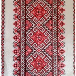 Салфетка для декупажа Украинская вышиванка, SD156