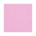 Салфетка для декупажа Точки Розовые, FNT002