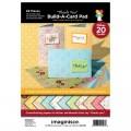 Набор для изготовления открыток Thank You, Imaginisce, 002403