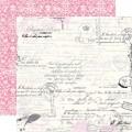 Бумага Love Letters, Echo Park,  BM9004