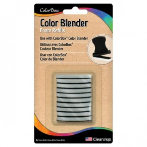 Запасные аппликаторы ColorBox Color Blender Refill Pack, ClearSnap, 10601