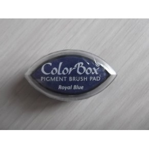 Чернила Colorbox, Cats Eye Inkpad – Royal Blue, Clear Snap, 11018