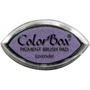 Чернила Colorbox, Cats Eye Inkpad – lavender, Clear Snap, 11037