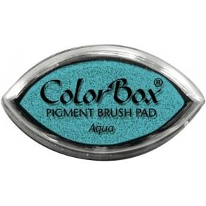 Чернила Colorbox, Cats Eye Inkpad – Aqua, Clear Snap, 11039