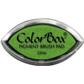 Чернила Colorbox, Cats Eye Inkpad – Lime, Clear Snap, 11042