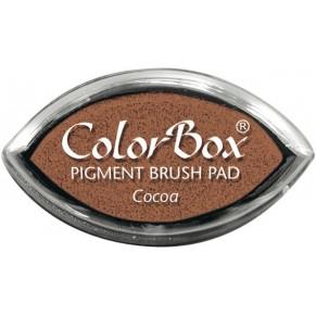 Чернила Colorbox, Cats Eye Inkpad – Cocoa, Clear Snap, 11053