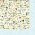 Бумага It's a Boy, Baby Boy, 30х30 см, Bella BLVD, blvd-415