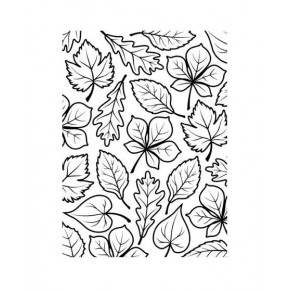 Папка для тиснения Foliage, Darice, 1219-120