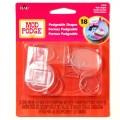 Прозрачные акриловые фигурки для декупажа Mod Podge Acrylic Shapes – Basics, Flat and Charm, 12918