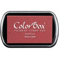 Чернила Colorbox, Full Size Inkpad – Terra Cotta, Clear Snap, 15067