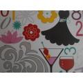 Бумага Cute Cuts, Socialite, 30х30 см, Bella BLVD, 160