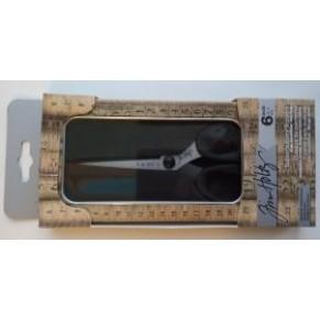 Ножницы Tim Holtz Haberdashery Snip, 15,2 см, Tonic Studios, 2343e