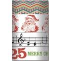 Набор декоративного скотча Vintage Christmas, My Mind's Eye, 259616