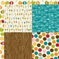 Бумага Quadrants, Finally Fall, Bella BLVD, 322