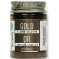 Gold Liquid Gilding, Martha Stewart Crafts, 32214