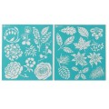 Трафарет Four Seasons Laser-Cut Stencils, Martha Stewart Crafts, 32259