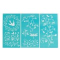 Трафарет Tendrils Laser-Cut Stencils, Martha Stewart Crafts, 32264