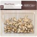 Деревянные фигурки Wood Veneer-Tweets, Studio Calico, 330052
