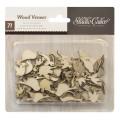 Деревянные фигурки Wood Veneer-Birds, Studio Calico, 331001