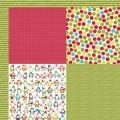 Бумага Quadrants, Christmas Wishes, Bella BLVD, 348