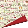 Лист картона Merry Christmas, 30х30 см, Imaginisce, 400039
