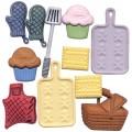 Набор пуговиц Baking, Buttons Galore, 4090