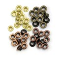 Люверсы Standard Eyelets - Copper Warm Metal, 60 шт, 41583-1