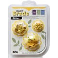 Брадсы Basic Brads Glitter - Yellow, WeRMemory Keepers, 42054-5