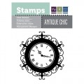 Штампы Clock - Antique Chic, We R Memory Keepers, 42296-9
