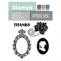 Штампы  Thanks - Antique Chic , We R Memory Keepers, 42297-6