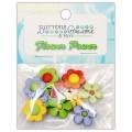 Набор пуговиц Backyard Blooms, Buttons Galore, 44231