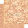 Бумага двусторонняя для скрапбукинга Afternoon Tea, Graphic 45, 45-503