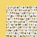 Бумага Homey, Thankfull, размер 30 х 30см, Bella BLVD, 491