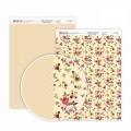Бумага дизайнерская Магия роз 1, 5310025