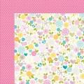 Бумага Esther Fleming Floral, Love and Marriage, 30х30 см, Bella BLVD, 577