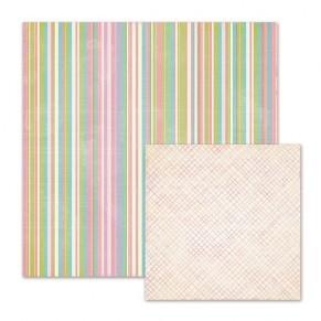 Бумага для скрапбукинга Easter Basket, WeR MK, размер 30 х 30см, 61578-1