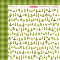 Бумага O Tannenbaum, Chrtistmas Countdown, 30х30 см, Bella BLVD, 681