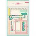 Тканевые рамки Flea Market, 12 шт, Crate Paper, 683284