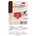 Насадка для инструмента SewEasy – Love Head, WeR Memory Keepers, 71099-8