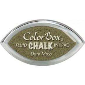 Чернила Colorbox, Fluid Chalk Inkpad – Dark moss, Clear Snap, 71401