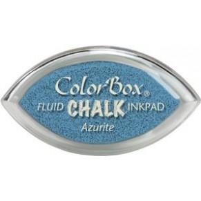 Чернила Colorbox, Fluid Chalk Inkpad – Azurite, Clear Snap, 71413