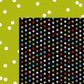 Лист бумаги Pickle Juice Sprinkles, Scattered Sprinkles, Bella BLVD, 759