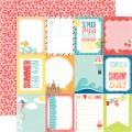 Бумага Journaling Cards, 30х30 см, Echo Park, PS47012