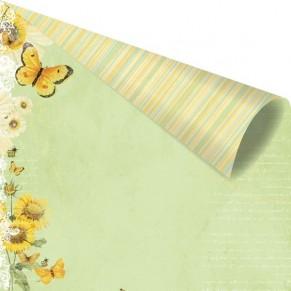 Лист бумаги Nectar Fields, 30х30 см, Prima, 844202